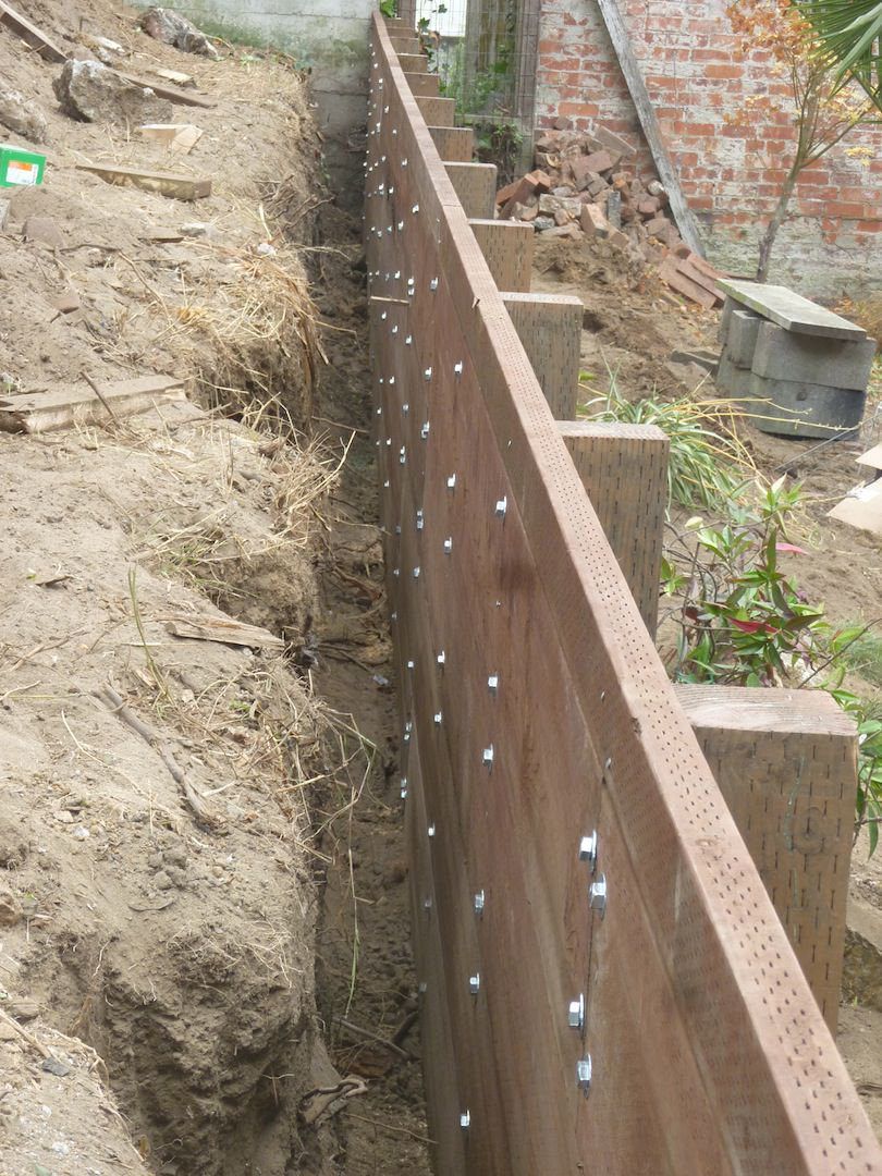 Retaining Wall Design and Installation in San Francisco