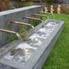 custom concrete fountain construction