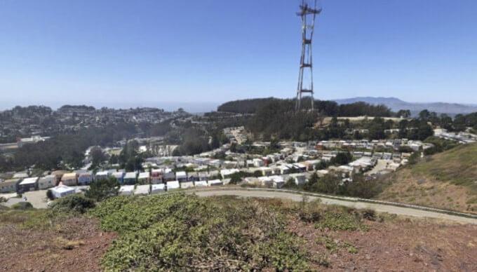Midtown Terrace San Francisco