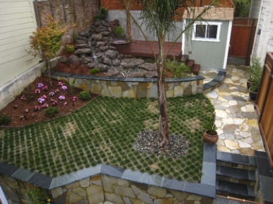 Small Yard Landscaping - the Dog Friendly Yard